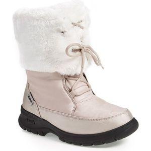 Kamik Seattle Snow Boot 10/42 (pale blush)
